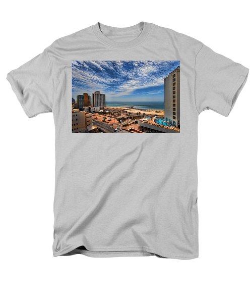 Tel Aviv summer time T-Shirt by Ron Shoshani