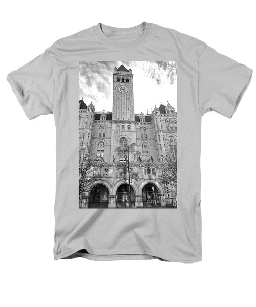 The Old Post Office  T-Shirt by Olivier Le Queinec