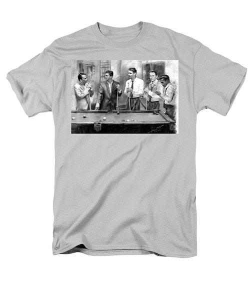 The Rat Pack Men's T-Shirt  (Regular Fit) by Viola El