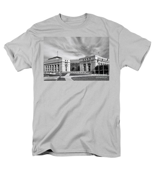 Thurgood Marshall Federal Judiciary Building T-Shirt by Olivier Le Queinec