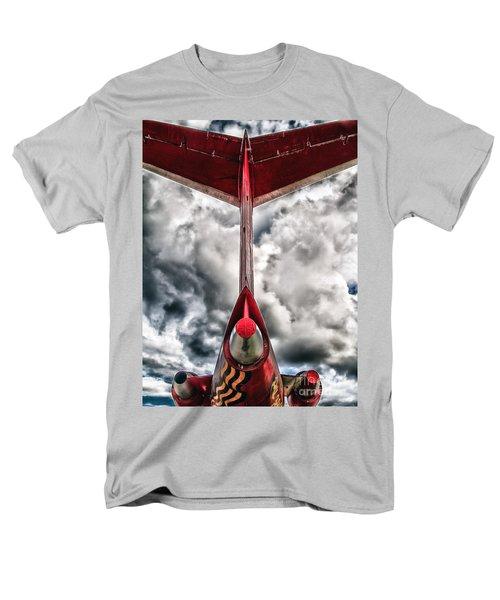 Tupolev Tu-154  T-Shirt by Stylianos Kleanthous
