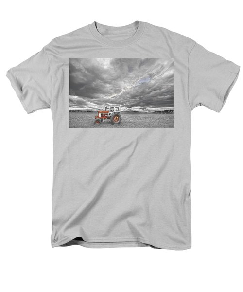 Turbo Tractor Superman Country Evening Skies T-Shirt by James BO  Insogna