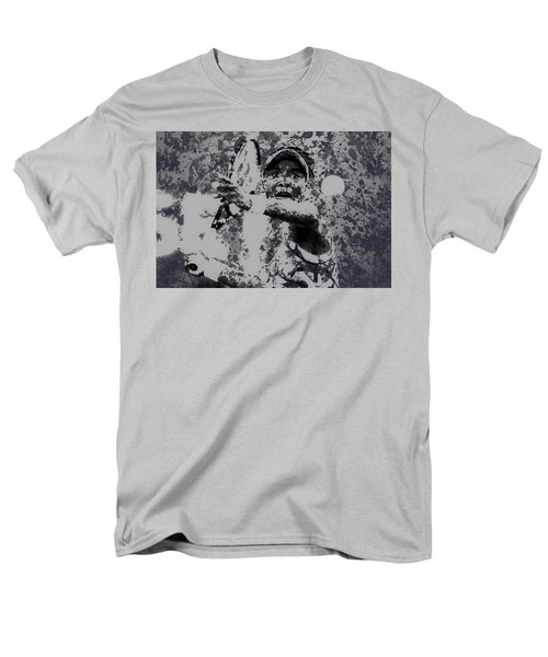 Venus Williams Paint Splatter 2e Men's T-Shirt  (Regular Fit) by Brian Reaves