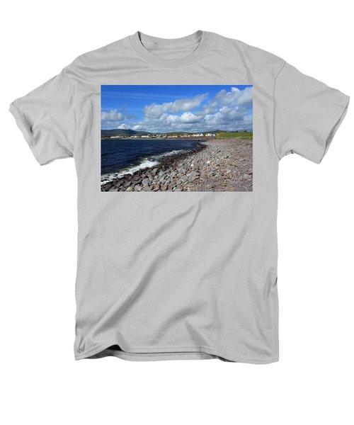 Village By The Sea - County Kerry - Ireland T-Shirt by Aidan Moran