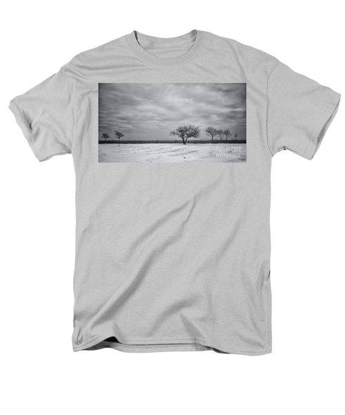 Weeping Souls Of Winter Desires T-Shirt by Evelina Kremsdorf