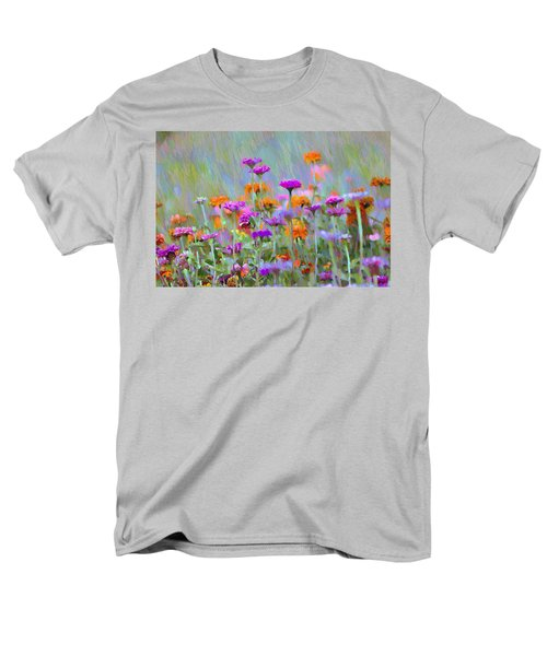 Where Have All the Flowers Gone T-Shirt by Bill Cannon