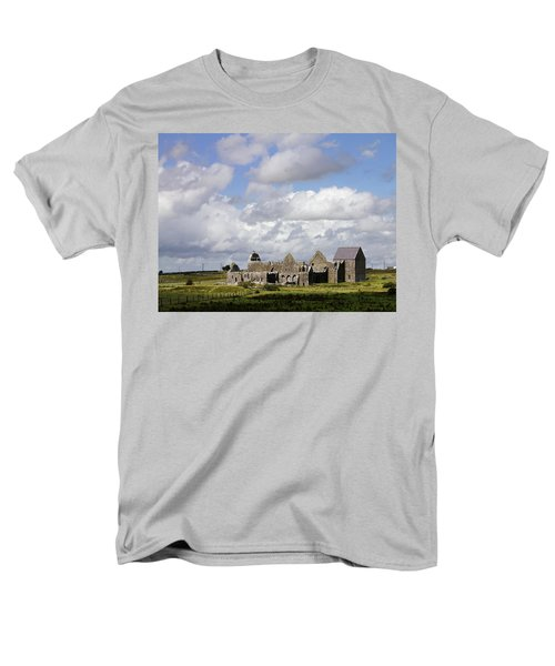 Abbeyknockmoy, Cistercian Abbey Of T-Shirt by The Irish Image Collection