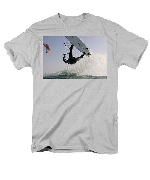 Kitesurfing board T-Shirt by Hagai Nativ