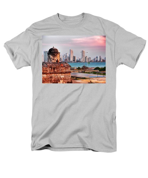 Castles Made of Sand T-Shirt by Skip Hunt