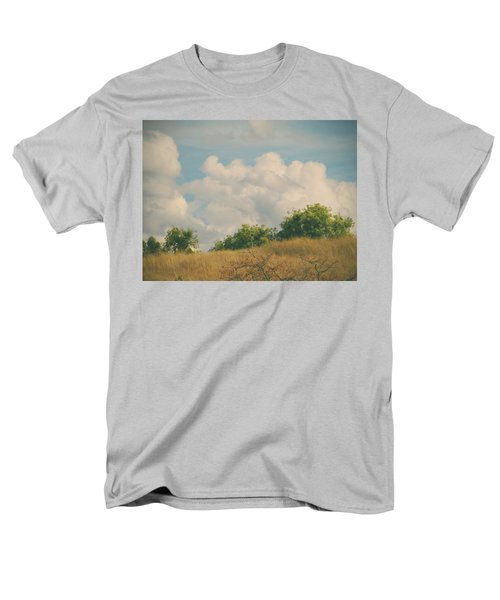 I Exhale and Tell Myself to Smile T-Shirt by Laurie Search