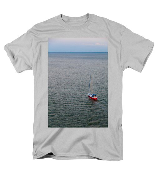 Out to Sea T-Shirt by Chad Dutson