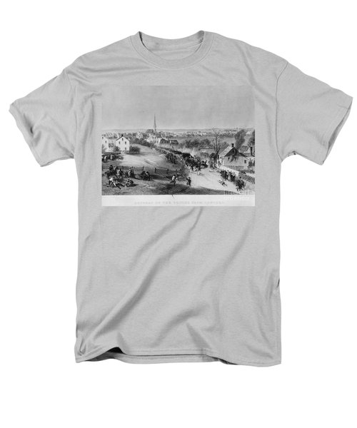 Retreat Of British From Concord T-Shirt by Photo Researchers