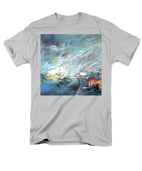 The Shores Of Galilee T-Shirt by Miki De Goodaboom