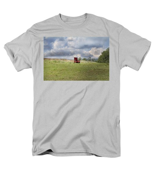 Time Alone T-Shirt by Betsy C  Knapp