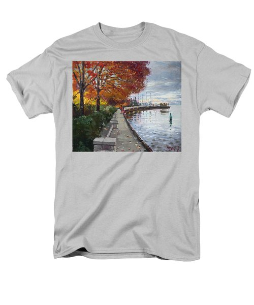 Fall in Port Credit ON T-Shirt by Ylli Haruni