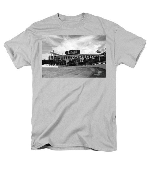 LSU Tiger Stadium T-Shirt by Scott Pellegrin