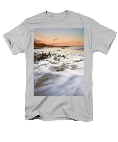 Sunset Tides T-Shirt by Mike  Dawson