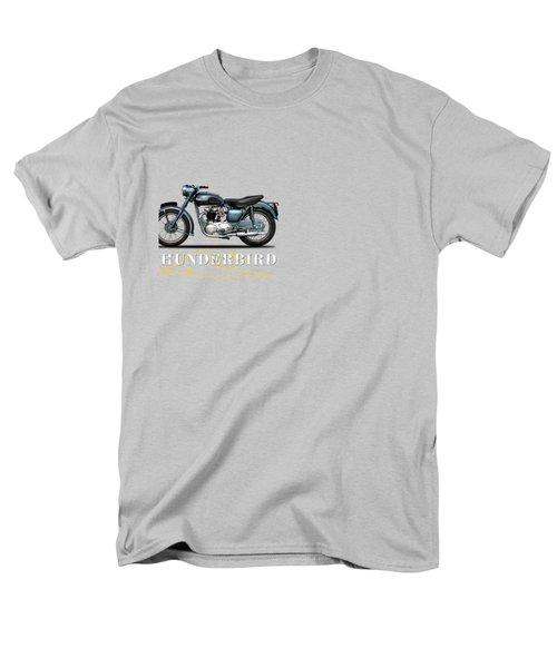 Triumph Thunderbird 1955 Men's T-Shirt  (Regular Fit) by Mark Rogan