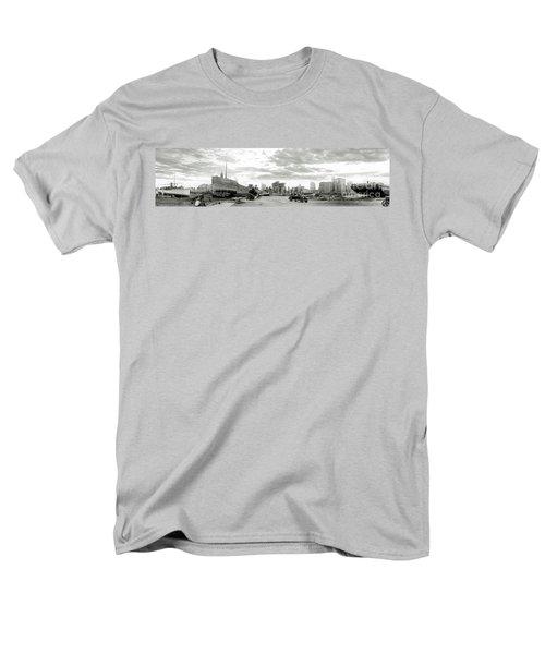 1926 Miami Hurricane  Men's T-Shirt  (Regular Fit) by Jon Neidert