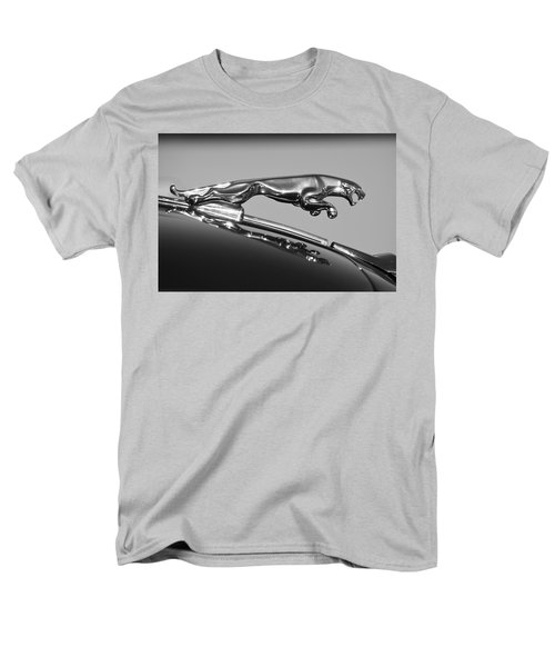 Jaguar Hood Ornament 2 T-Shirt by Jill Reger
