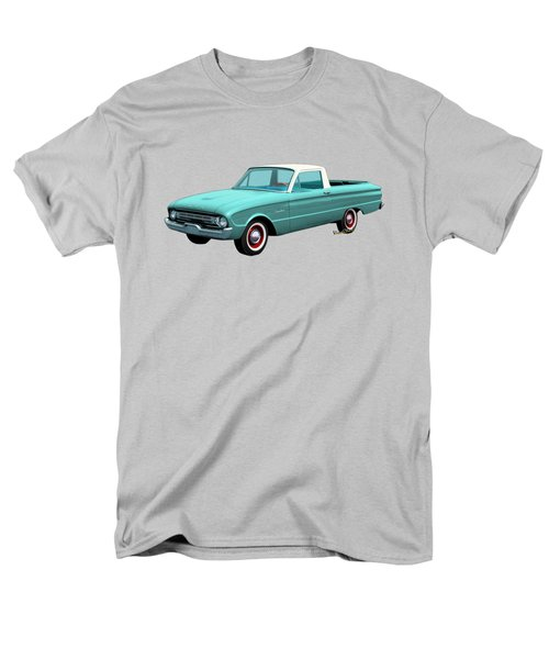 2nd Generation Falcon Ranchero 1960 Men's T-Shirt  (Regular Fit) by Chas Sinklier