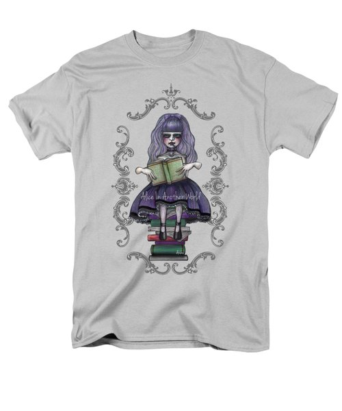 Alice In Another World 2 Men's T-Shirt  (Regular Fit) by Akiko Okabe