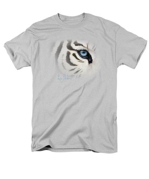 Blue Eye Men's T-Shirt  (Regular Fit) by Lucie Bilodeau