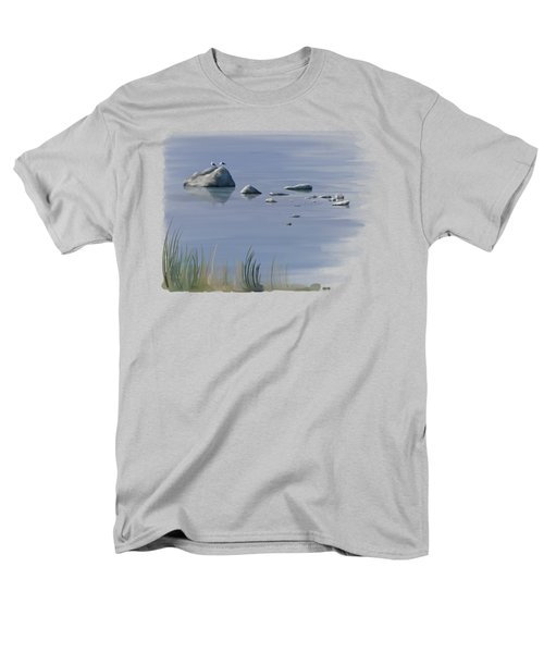 Gull Siesta Men's T-Shirt  (Regular Fit) by Ivana Westin