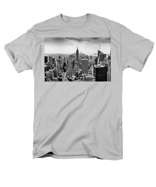 Classic New York  Men's T-Shirt  (Regular Fit) by Az Jackson