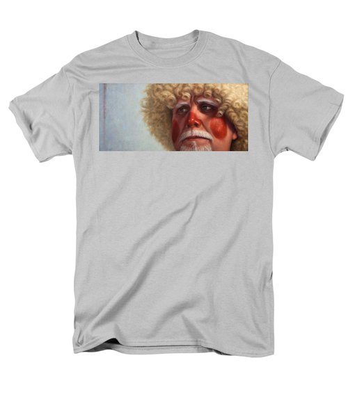Concerned T-Shirt by James W Johnson
