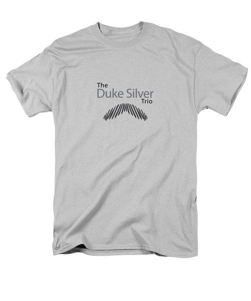 Duke Silver Trio Men's T-Shirt  (Regular Fit) by Shaun Groenesteyn