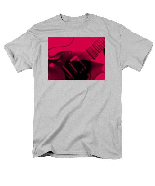 Guitar Watermelon Men's T-Shirt  (Regular Fit) by Darin Baker