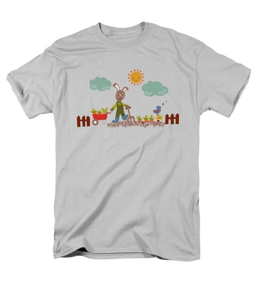 Harvest Time Men's T-Shirt  (Regular Fit) by Kathrin Legg