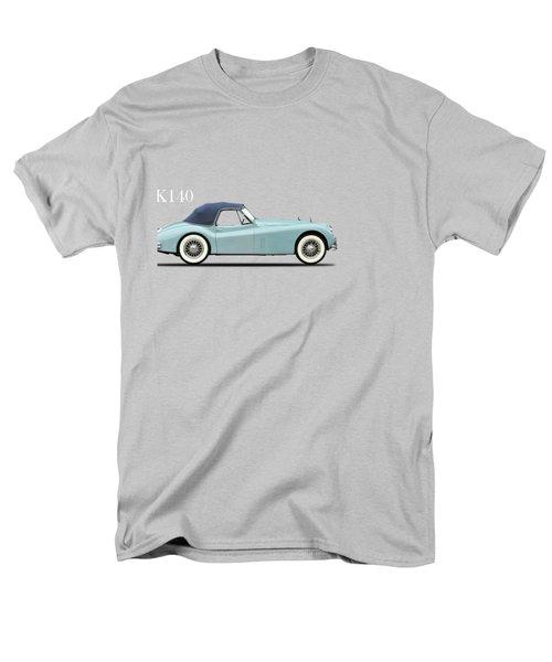 Jaguar Xk140 Men's T-Shirt  (Regular Fit) by Mark Rogan