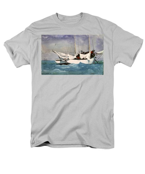Key West Hauling T-Shirt by Winslow Homer