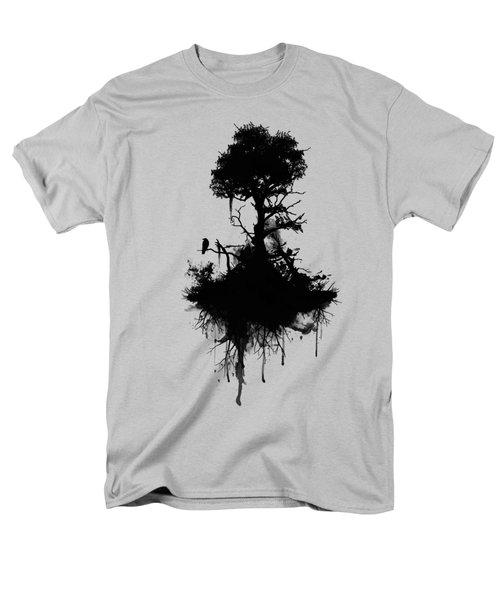 Last Tree Standing Men's T-Shirt  (Regular Fit) by Nicklas Gustafsson