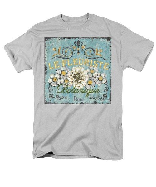Le Fleuriste de Bontanique T-Shirt by Debbie DeWitt