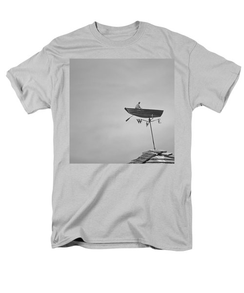 Nantucket Weather Vane T-Shirt by Charles Harden