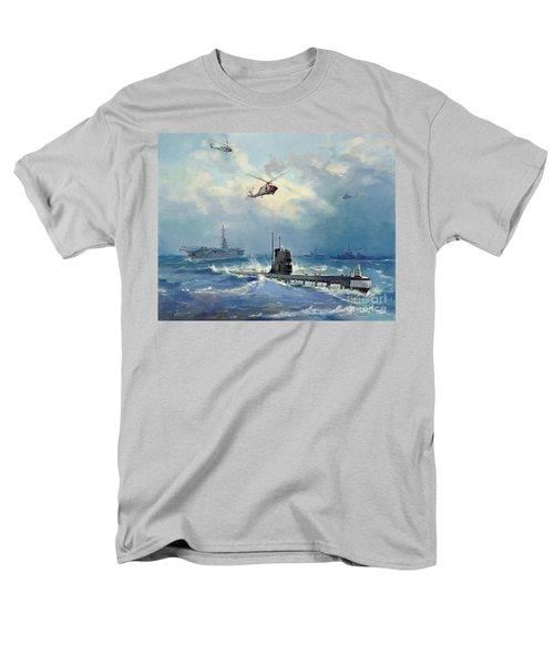 Operation Kama Men's T-Shirt  (Regular Fit) by Valentin Alexandrovich Pechatin