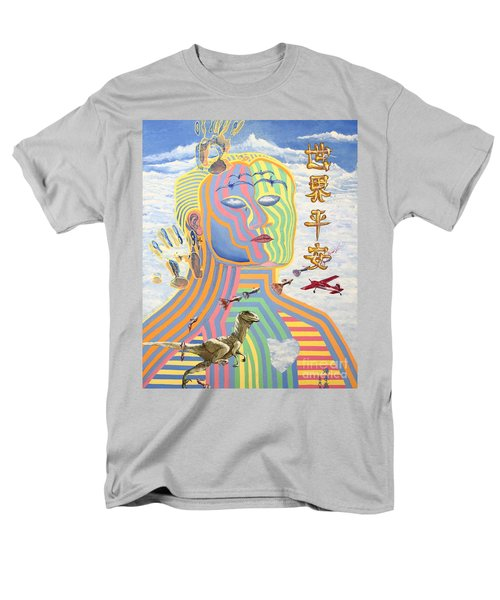 Peace on Earth 1989 T-Shirt by Wingsdomain Art and Photography