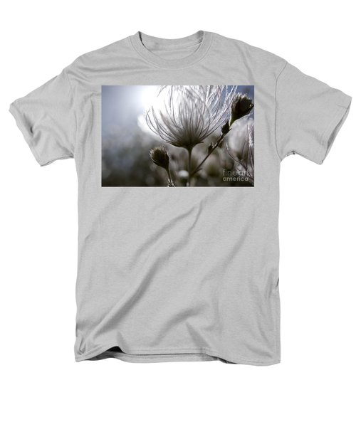 Shimmering Flower I T-Shirt by Ray Laskowitz - Printscapes