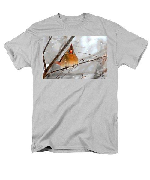Snow Surprise T-Shirt by Lois Bryan