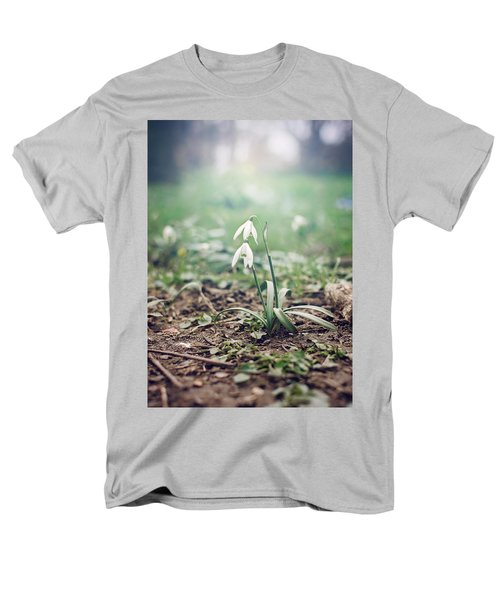 Spring Rising T-Shirt by Heather Applegate