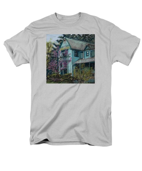 Springtime in Old Town T-Shirt by Mary Benke