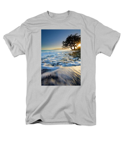 Swept out to Sea T-Shirt by Mike  Dawson