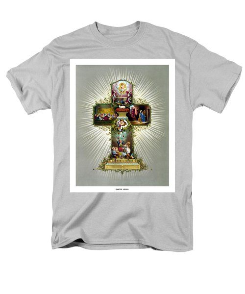 The Easter Cross T-Shirt by War Is Hell Store