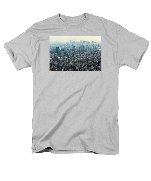 The Great Tokyo Men's T-Shirt  (Regular Fit) by Peteris Vaivars