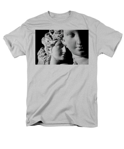 The Three Graces Men's T-Shirt  (Regular Fit) by Roman School