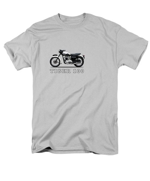 Triumph Tiger 110 1959 Men's T-Shirt  (Regular Fit) by Mark Rogan