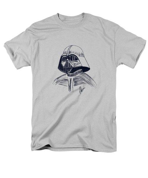 Vader Sketch Men's T-Shirt  (Regular Fit) by Chris Thomas
